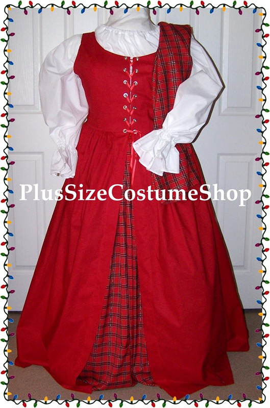 Christmas Costumes Plus Size And Super Size Christmas Costumes