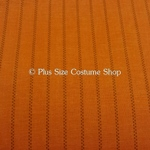 plus size halloween harvest witch fabric sample orange cotton stripe