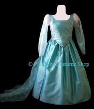 thumbnail plus size elsa halloween costume from frozen disney ice princess dress gown