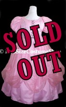 thumbnail plus size glinda halloween costume galinda the good witch from the wizard of oz wicked pink fairy ball gown renaissance dress gown