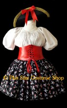 thumbnail plus size pirate sexy skulls halloween costume